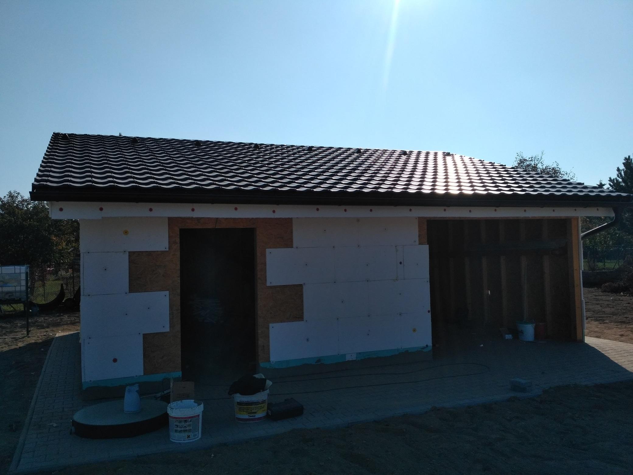 Zahradní domek Lukavice