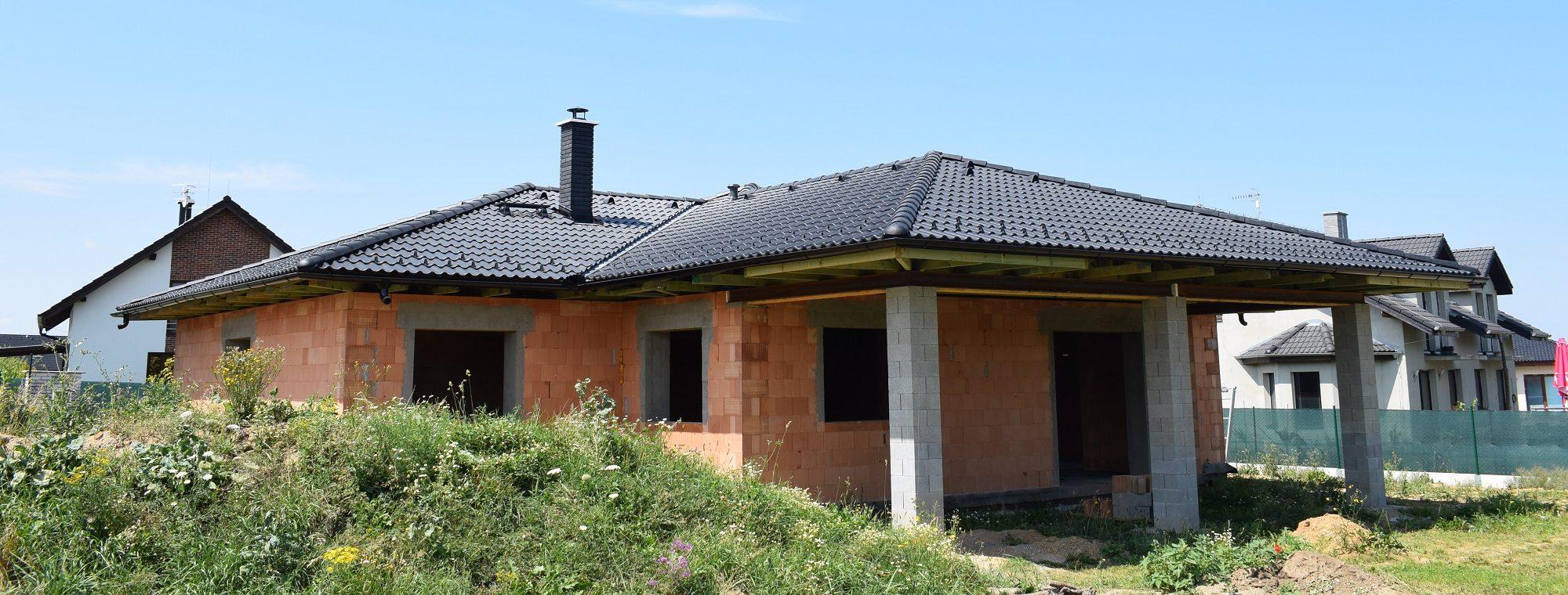 Střechy Skuteč